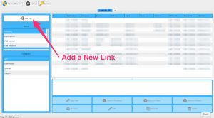 Linklibs - New Link Button