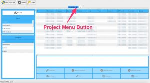 Linklibs - Project Menu Button